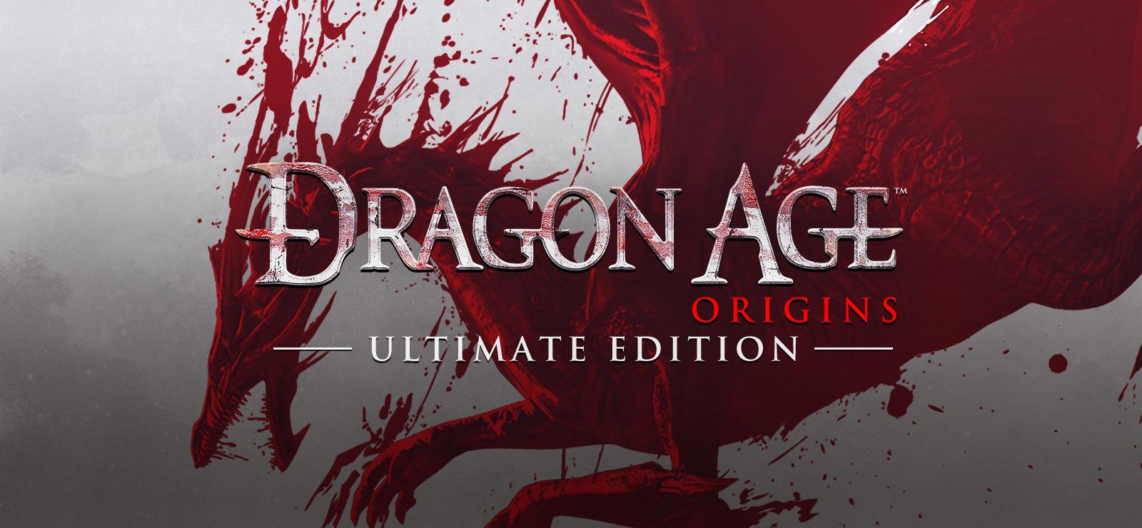 Dragon Age: Origins Ultimate Edition sur PC (Dématérialisé, GoG)