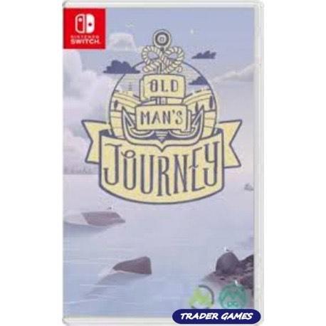 Jeu Old Man's Journey sur Nintendo Switch