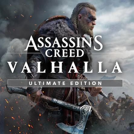 Jeu Assassin's Creed Valhalla Ultimate sur PS4 & PS5 (Dématérialisé, Store Turc)