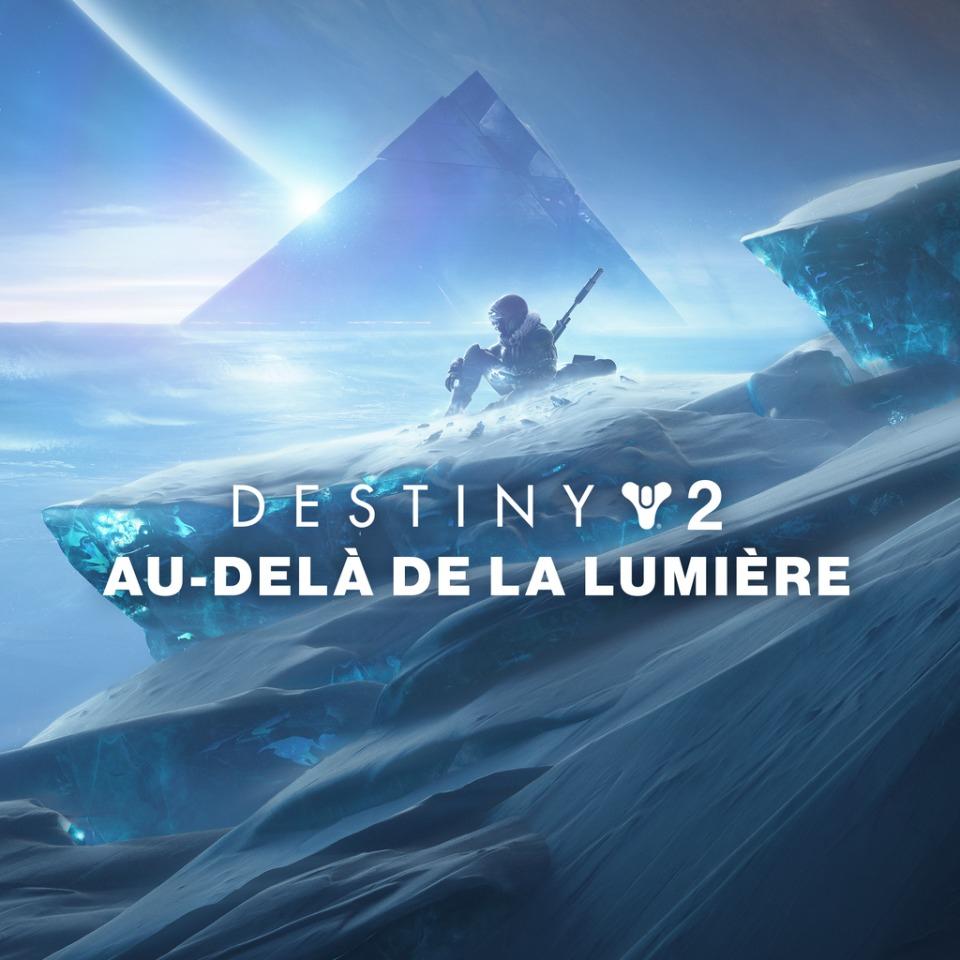 Destiny 2 : Au-delà de la Lumière + Saison sur PS4 (Dématérialisé)