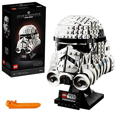 Jeu de construction Lego Star Wars - Casque de Stormtrooper 75276