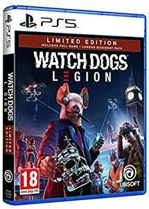 Watch Dogs Legion Limited Edition sur PS5