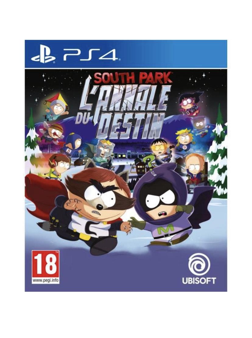 South Park : L'annale du Destin sur PS4 (Vendeur tiers)