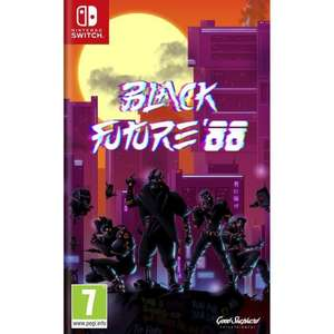 Black Future '88 sur Nintendo Switch