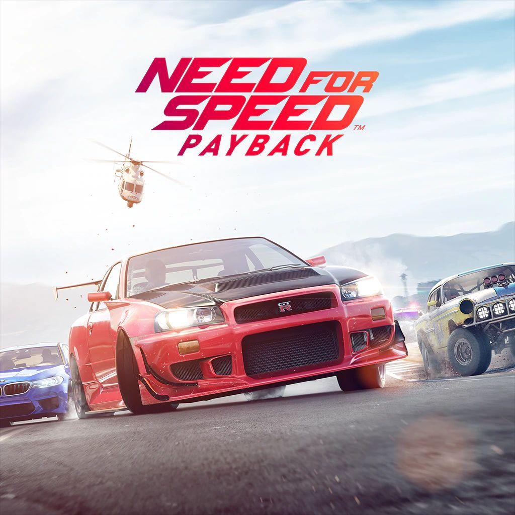 Jeu Need for Speed Payback sur PS4 (Dématérialisé)