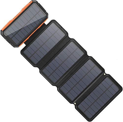 Batterie solaire externe Sendowtek - 26800mAh avec lumière anti moustique (Vendeur Tiers)