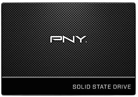 "SSD Interne 2.5"" PNY CS900 (QLC, DRAM-less) - 120Go (SSD7CS900-120-PB)"