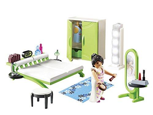 Jouet Playmobil Chambre avec Espace Maquillage (9271)