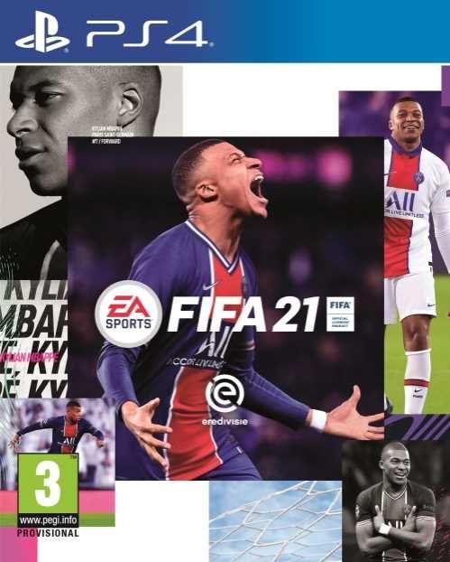 Jeu Fifa 21 sur PS4