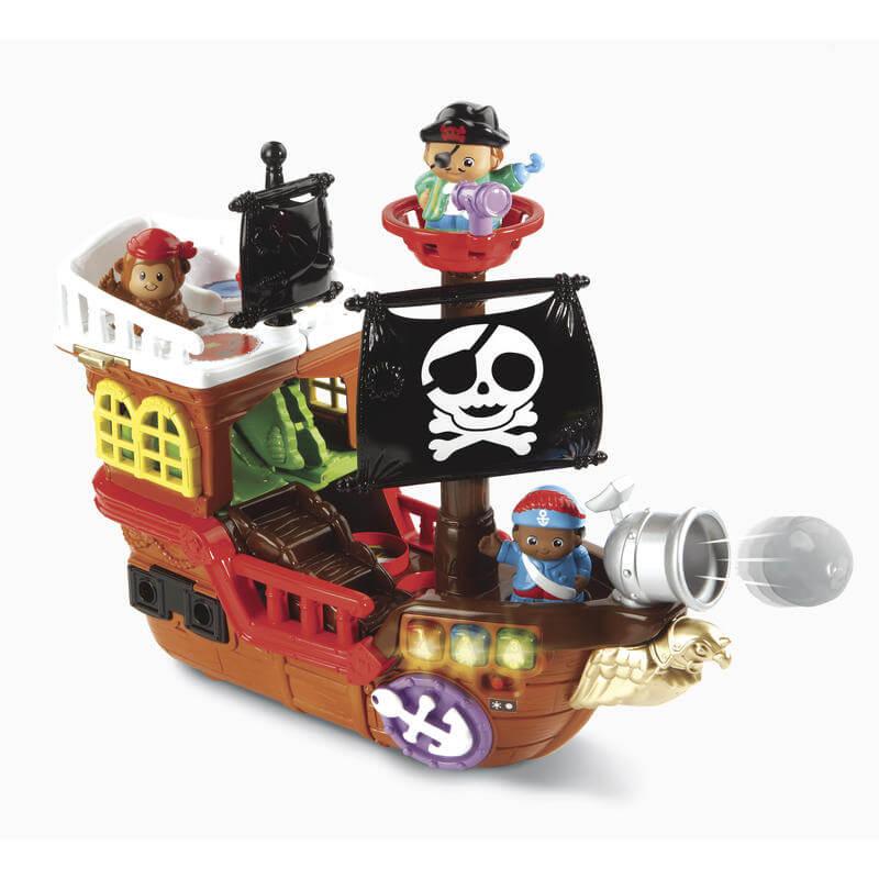 Bateau de pirate 2 en 1 Vtech Baby Tut Tut Copains