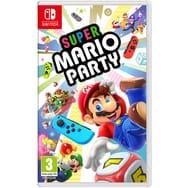 Jeu Super Mario Party sur Nintendo Switch (retrait magasin uniquement)