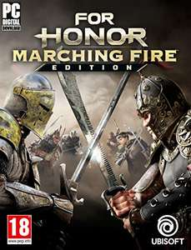 For Honor - Marching Fire Edition sur PC (Dématérialisé - Uplay)