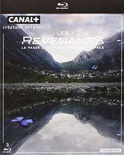Coffret Blu-ray : Les Revenants - Saison 1