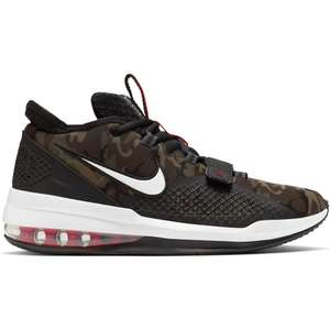 Chaussures Nike Air Force Max Low Camo