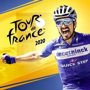 Tour de France 2020 sur PS4 (Dématérialisé)