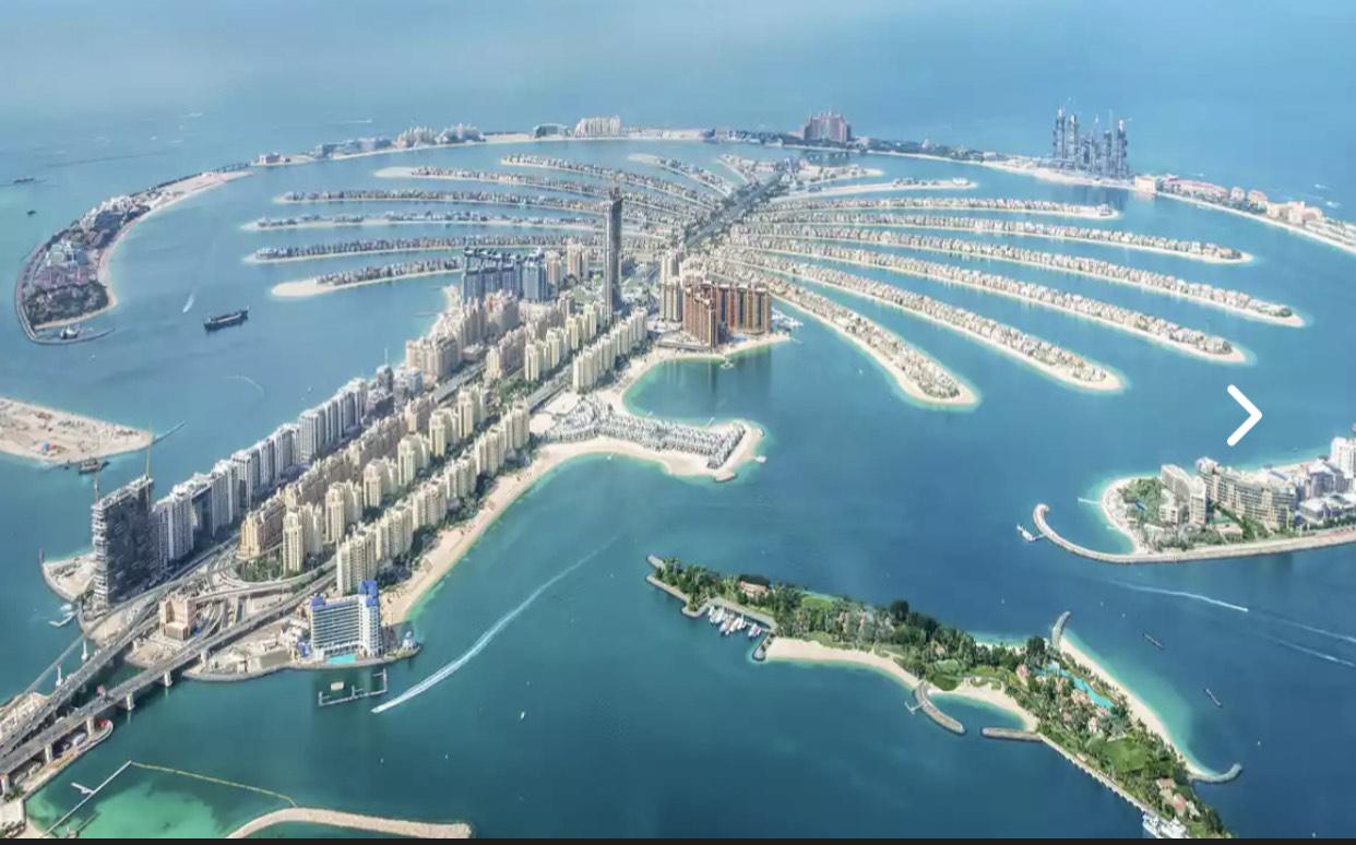 Vols A/R Paris CDG <-> Dubai + Hôtel 5* + Petit déjeuner pour 7 nuits - 2 personnes du 10 au 18 Mai 2021