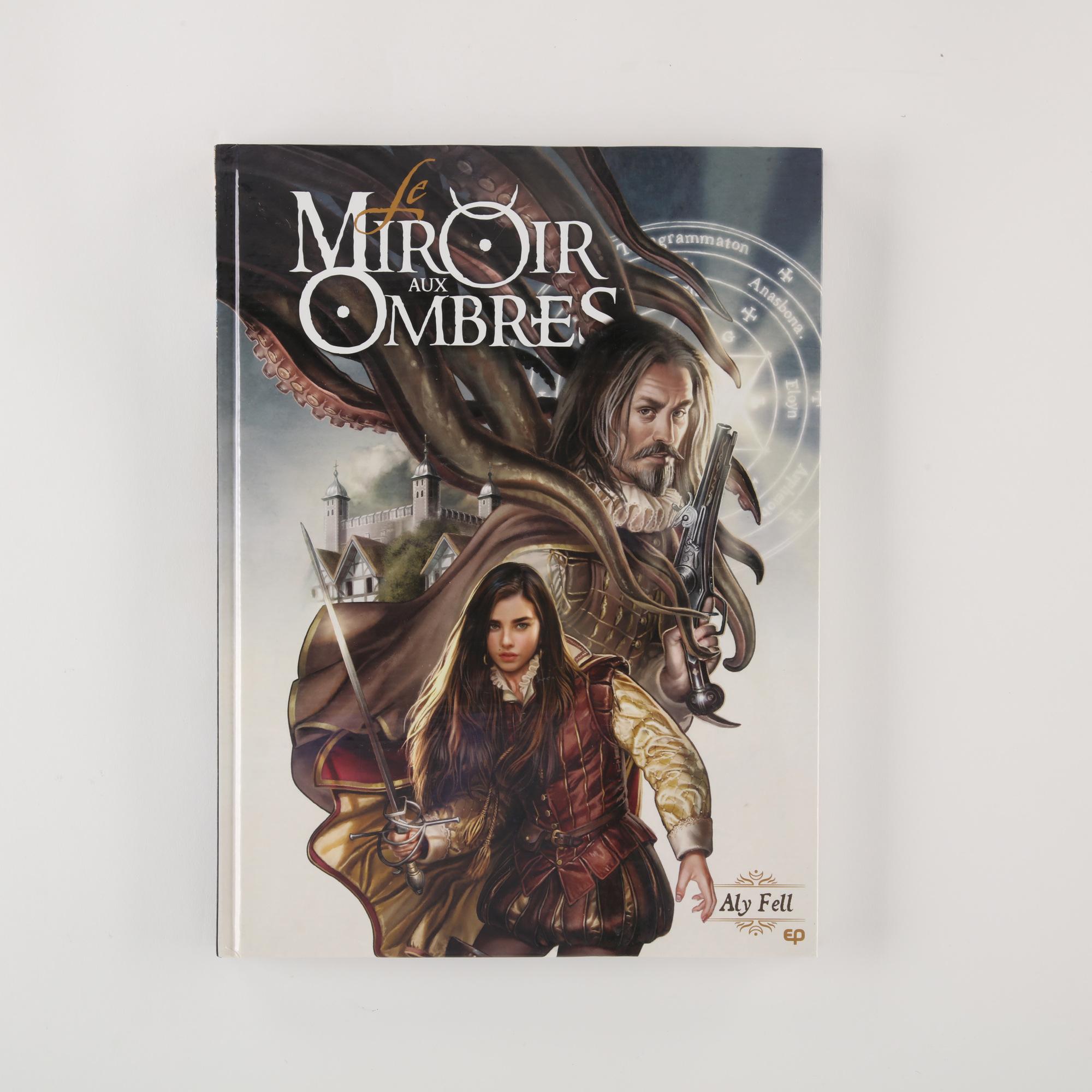 Sélection de bandes dessinées en promotion - Ex : Le Miroir aux Ombres