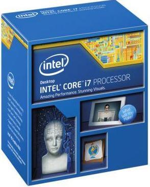 Processeur Intel Core i7-5820K (3.3 GHz, 15 MB, 64-bit, 6 coeurs)