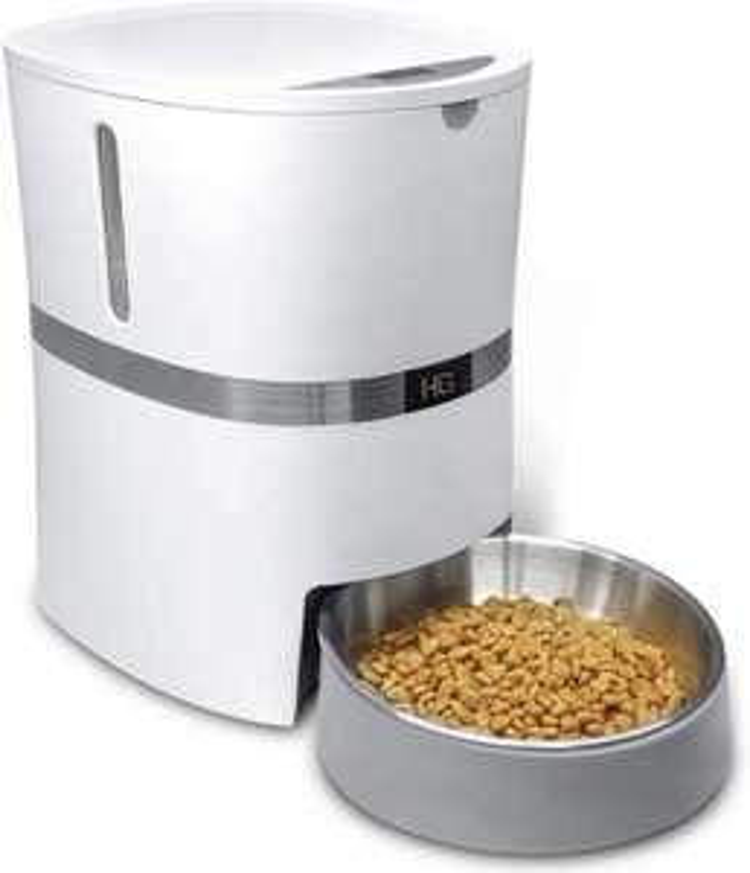 Distributeur de croquettes automatique HoneyGuaridan A36 (Via Coupon - Vendeur TIers)