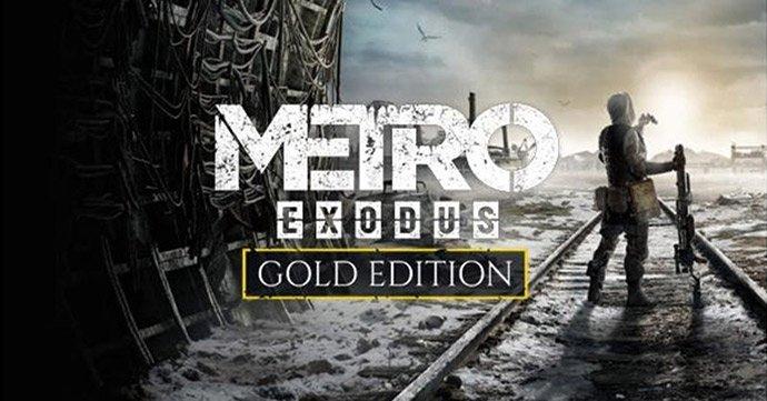 Metro Exodus - Gold Edition sur PC (Dématérialisé - Steam)