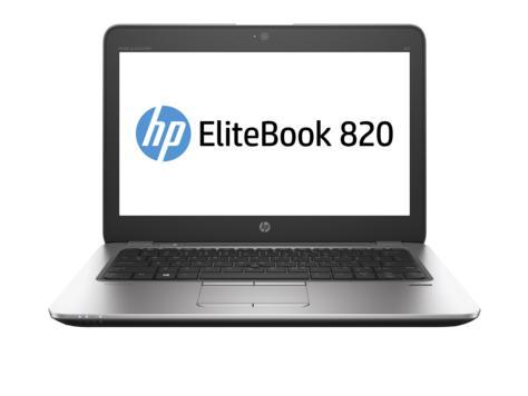 "Pc portable 12.6""  Fulll HD HP EliteBook 820 G3 (i7-6500U, 8 Go de Ram, 512 Go SSD, Windows 10 pro, 4G)"