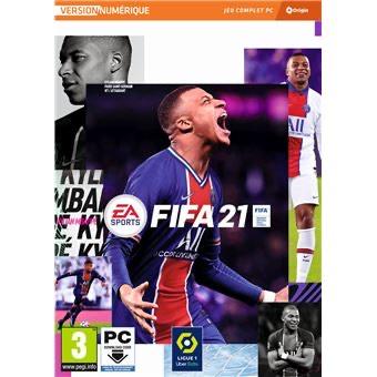 FIFA 21 sur PC - EN MAGASIN