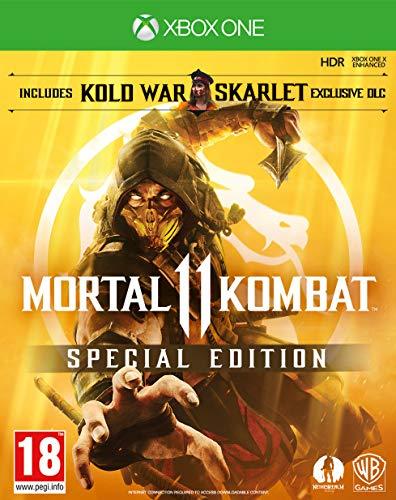 Mortal Kombat 11 Special Edition sur Xbox One