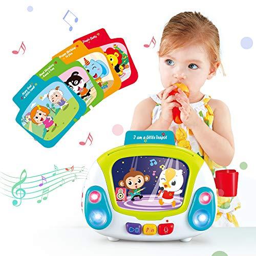 Jouet Musical Vatos pour Enfants, Karaoké (Vendeur Tiers)