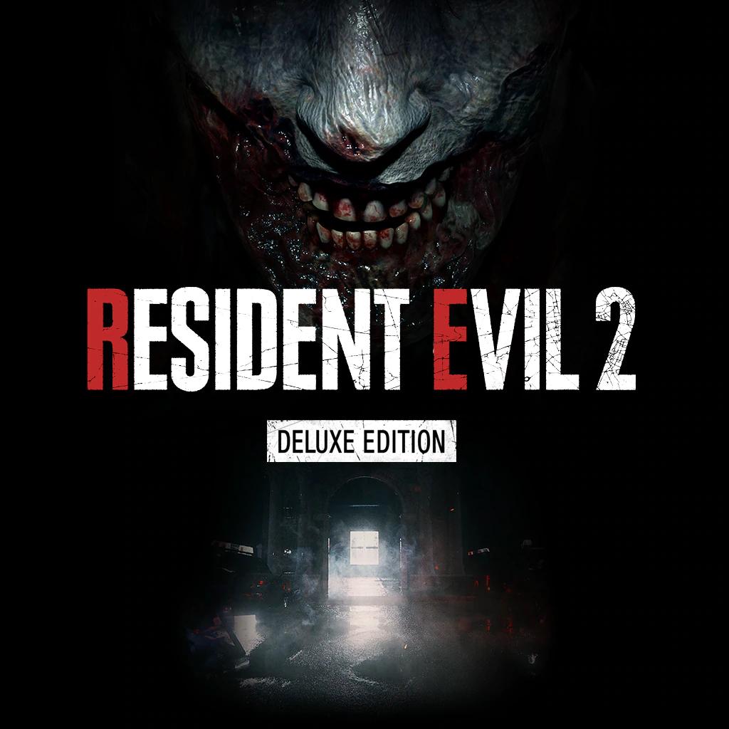 Résident Evil 2 - Deluxe Edition sur PS4 (Dématérialisé)