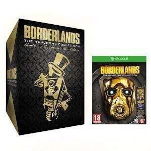 Borderlands : The Handsome Collection - jeu + Gentlemen Claptrap-in-a-Box (Ps4/One)