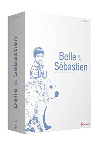 Coffret DVD intégrale 3 saisons Belle est Sébastien (série 1965)
