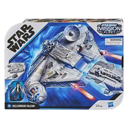 Jouet Star Wars Mission Fleet Han Solo Millennium Falcon