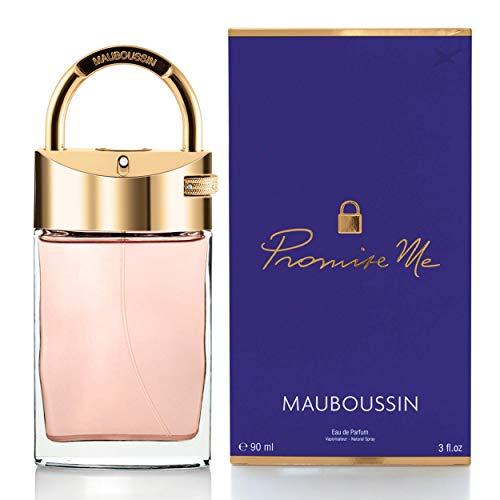 Eau de Parfum Mauboussin Promise Me - Senteur Chypré & Moderne pour Femme - 100ml (Vendeur tiers)
