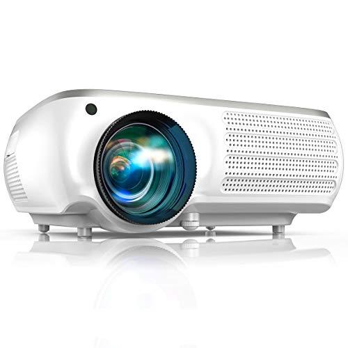 Vidéoprojecteur portable Toptro Full HD 1080P Natif (Vendeur tiers)