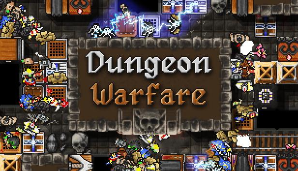 Dungeon Warfare sur PC (Dématérialisé)