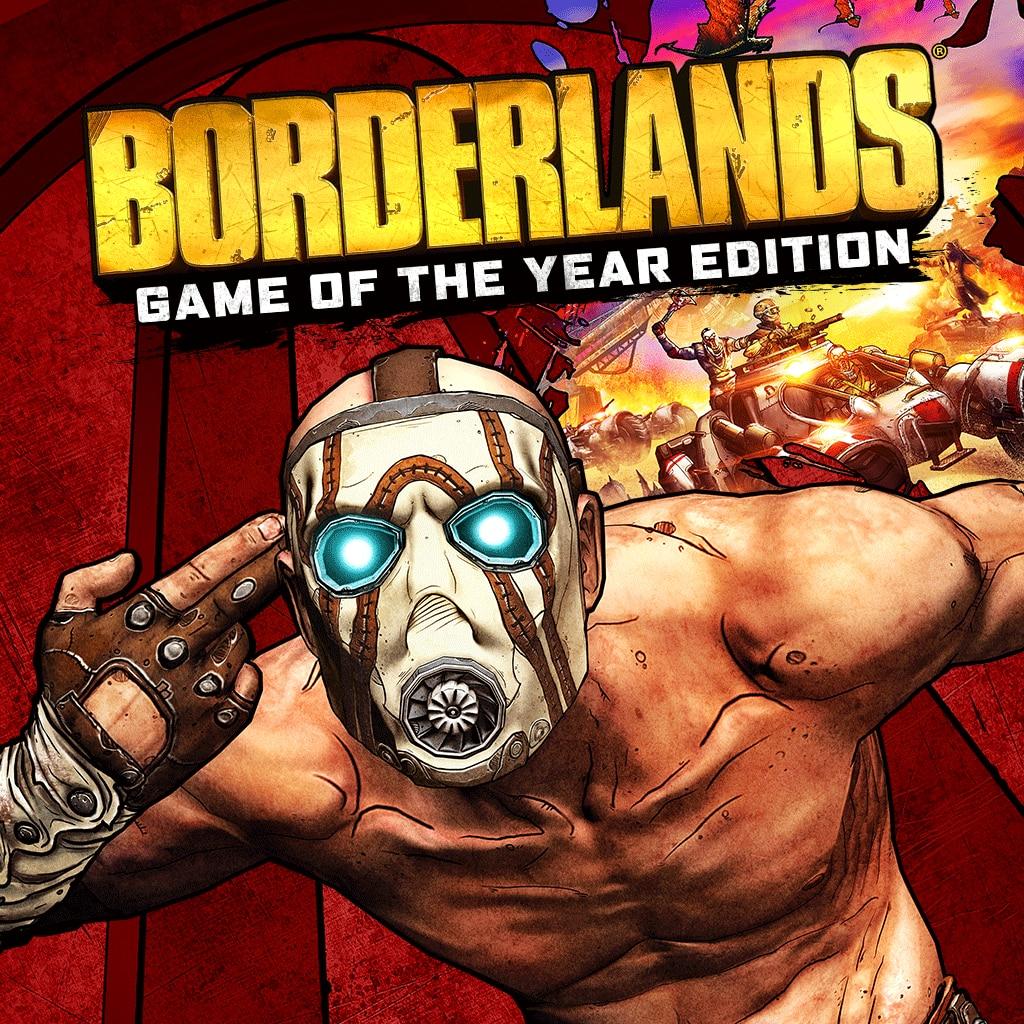 Borderlands - Édition GOTY sur PS4 (Dématérialisé, store Turc)