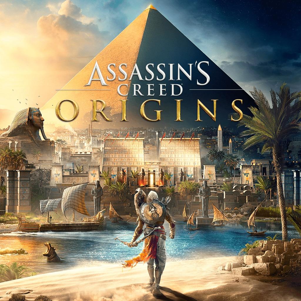 Assassin's Creed Origins sur Xbox One (dématérialisé, store Brésilien)