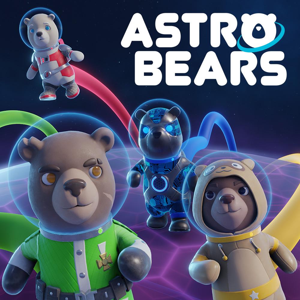 Astro Bears sur Nintendo Switch (Dématérialisé)