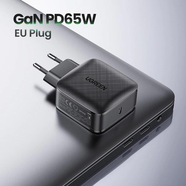 Chargeur Ugreen GaN (65W) - Type-C