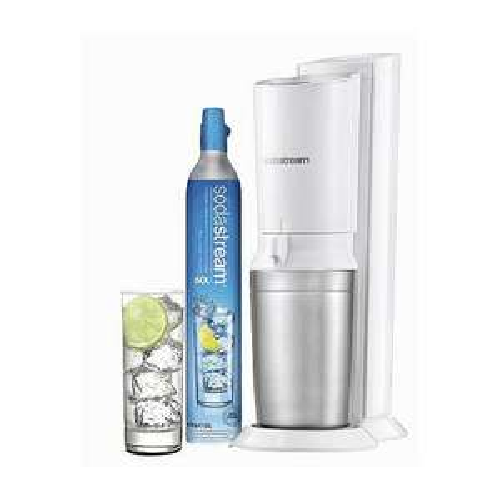 Machine à Gazéifier Sodastream Crystal - Blanche (via ODR 15€)