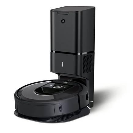 Aspirateur Robot iRobot Roomba i7+ (i7558)