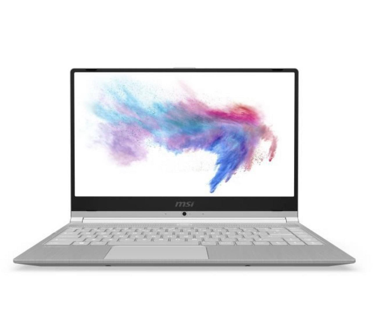 """PC Portable 14"""" MSI Modern 14 A10M-451XFR - Full HD, i5-10210U, 8 Go RAM, 256 Go SSD, FreeDos"""