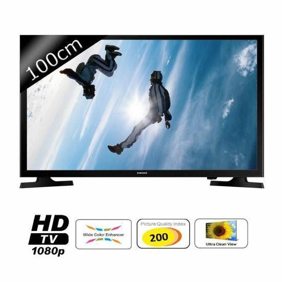 """Téléviseur 40"""" Samsung UE40J5000 - 1080p  (+30.59 € en bon d'achat) (et via ODR 10%)"""