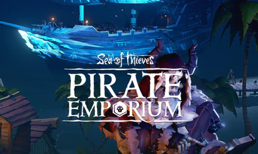 Items emote Présent généreux & Chope de l'horizon gelé gratuits dans le Pirate Emporium de Sea Of Thieves (Dématérialisé - seaofthieves.com)