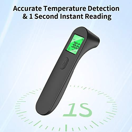 Thermomètre frontral Infrarouge (vendeur tiers)