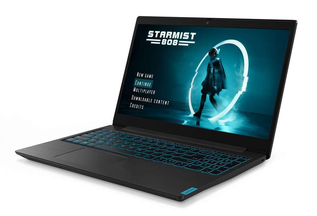 "PC Portable 15.6"" Lenovo Ideapad L340-15IRH - Full HD, i5-9300HF, RAM 8 Go, 512 Go SSD, GTX 1650 (4 Go), Windows 10"