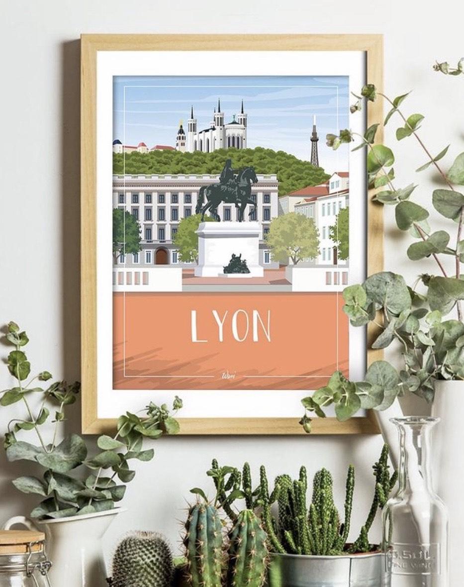 3 affiches de villes Wim achetées = la 4ème offerte (wim-shop.fr)