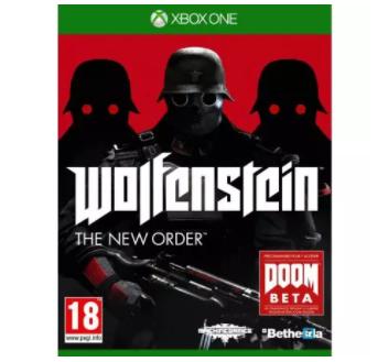 Sélection de Jeux Xbox One en promotion - Ex : Wolfenstein : The New Order