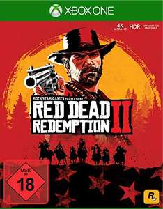 Red Dead Redemption 2 Standard Edition Xbox One
