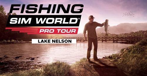 DLC Lake Nelson pour Fishing Sim World: Pro Tour gratuit sur PC, PS4 et Xbox One (dématérialisé)